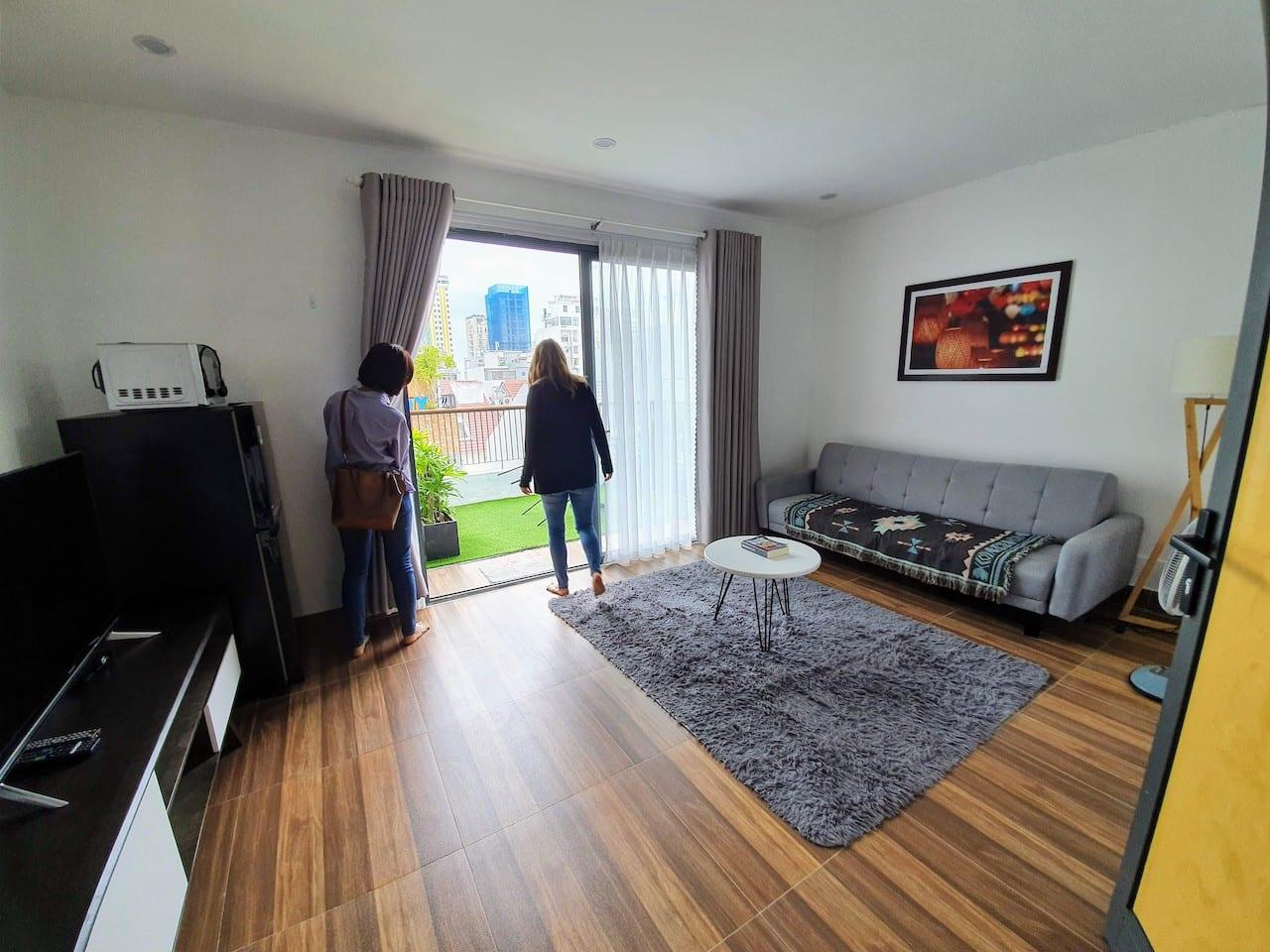 find apartment in da nang