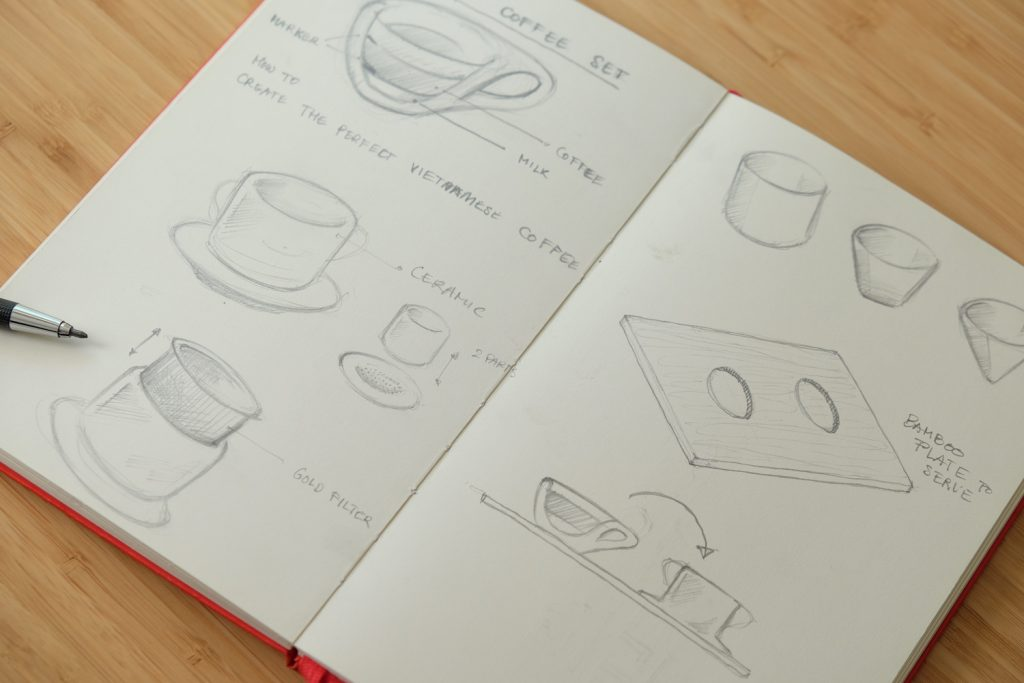 vinabrew first sketches