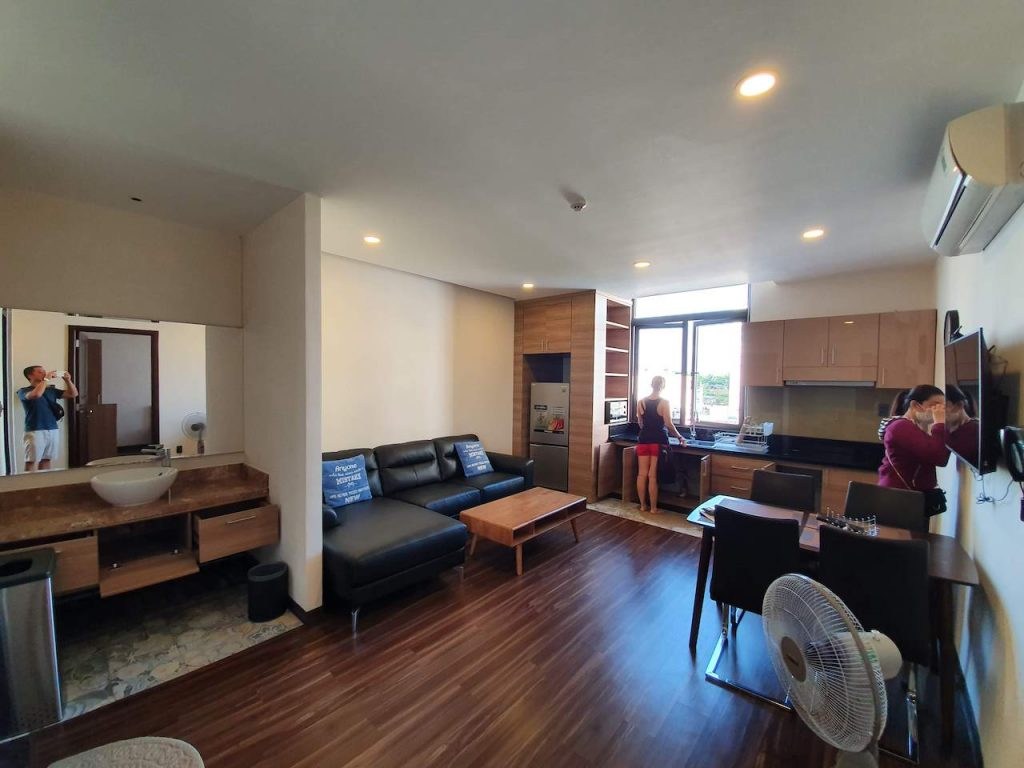 apartment hunting danang 1