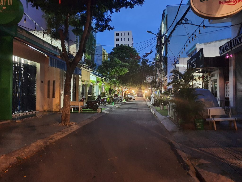 august 2020 streets at night