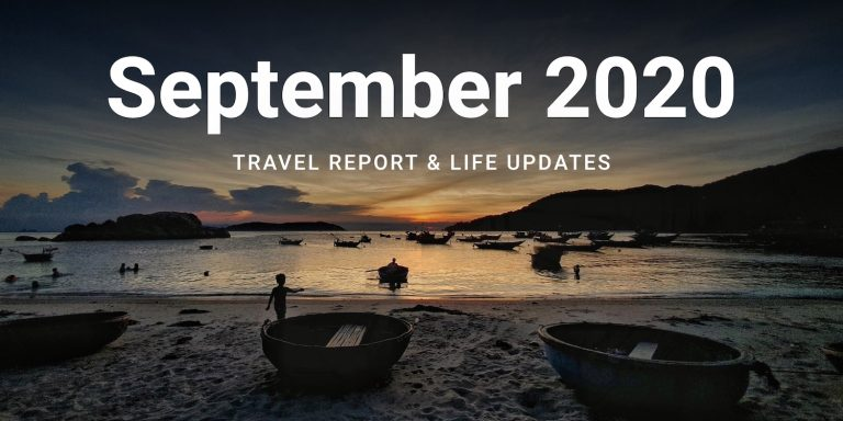 september travel income report cover