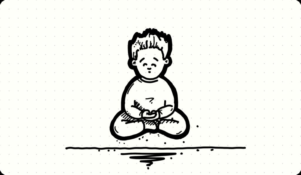 img creativitiy meditation