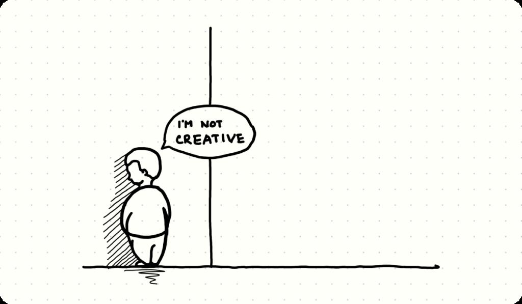 myth of creativity