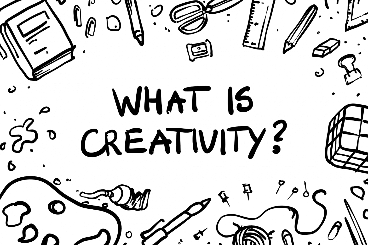 what is creativity