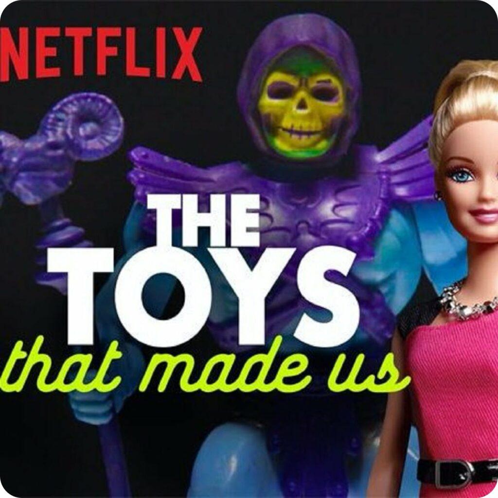 10 10 Creative Documentaries toys