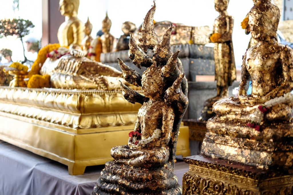 thailand temple spirituality