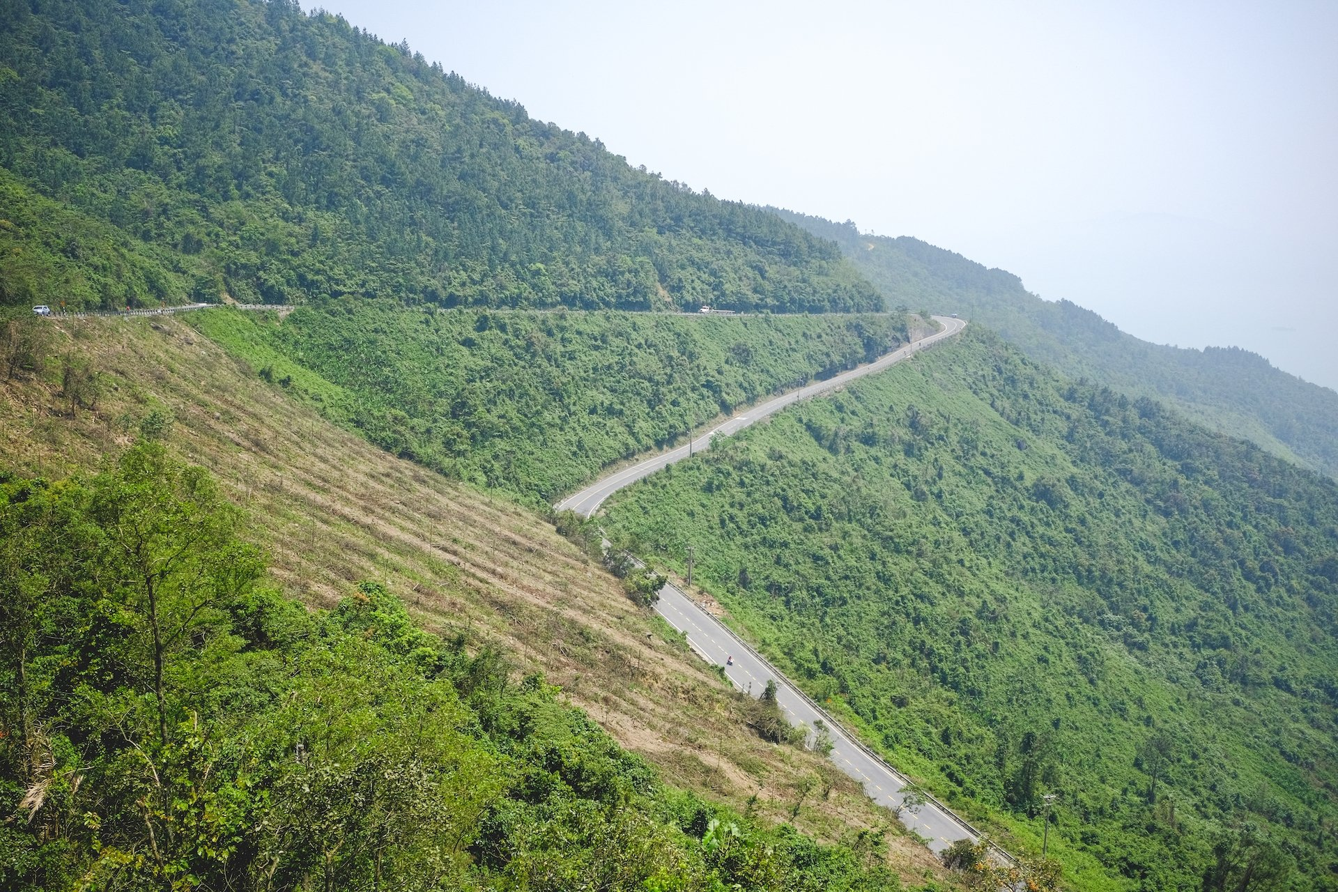 Hai Van Pass 3 Peak