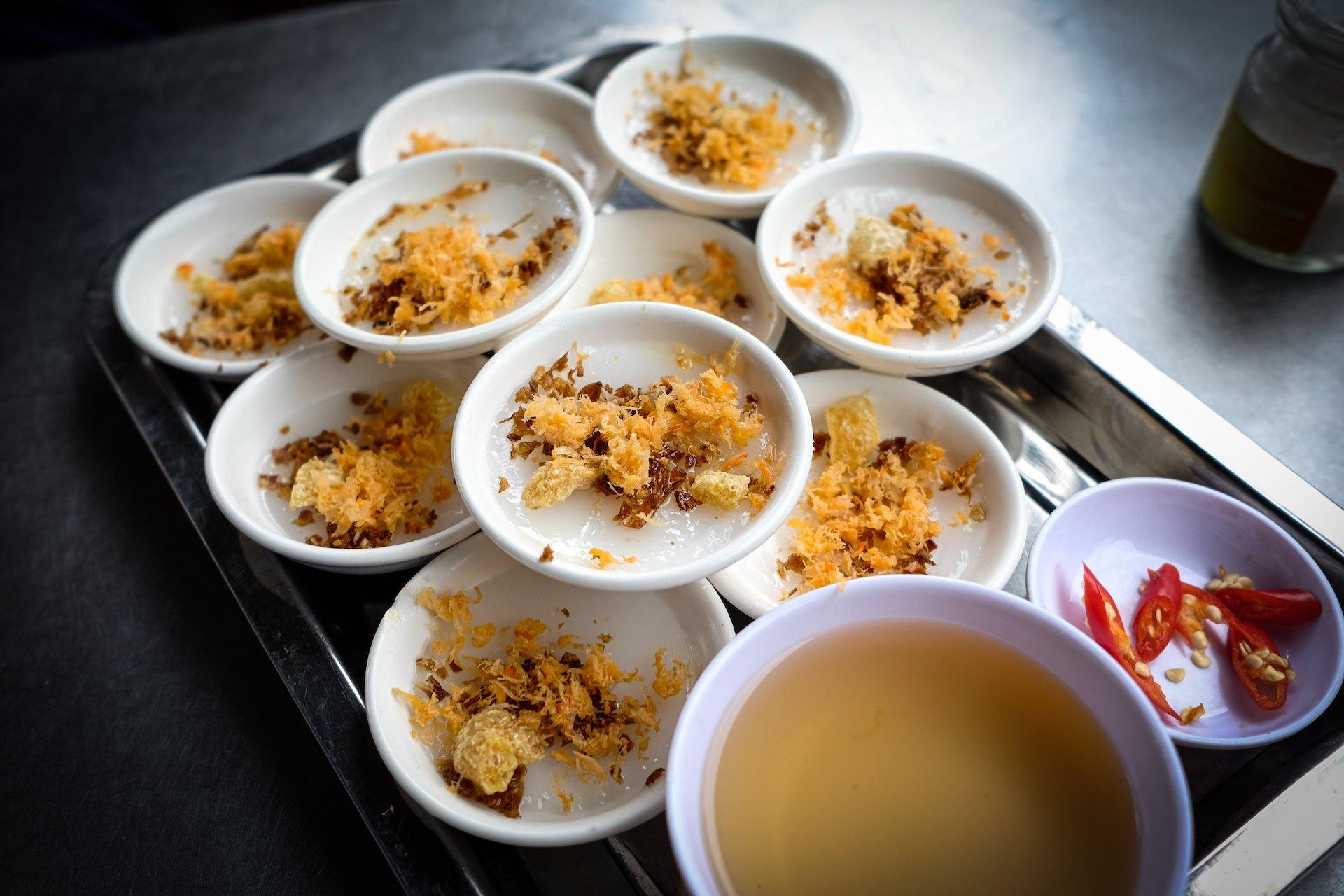 Hue Food Come Hen Hoa Dong 2
