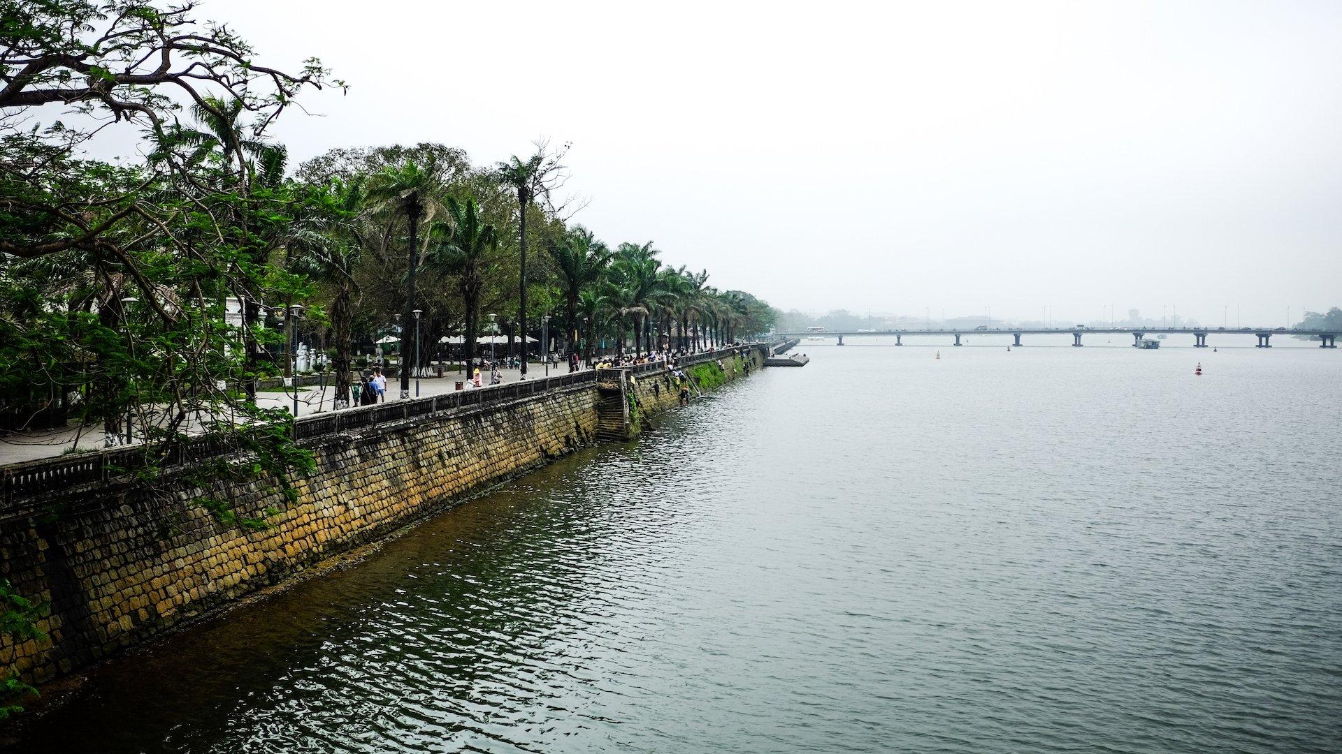 Hue Perfume River