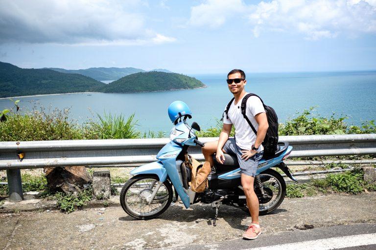 Motorbike Trip Da Nang To Hue via Hai Van Pass