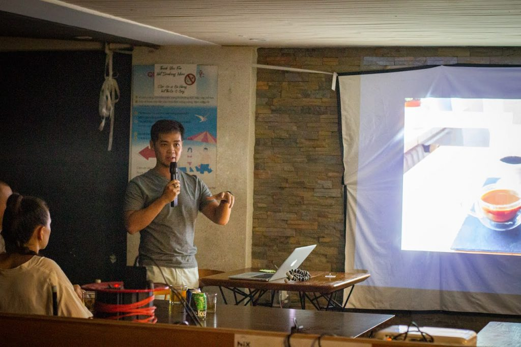 Da Nang Creatives Community First Event 2