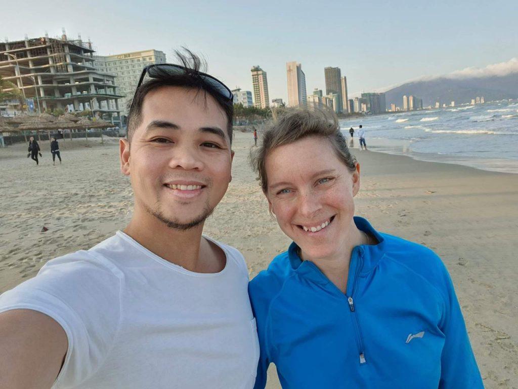 Da Nang January 2021 Andrea and Ninh