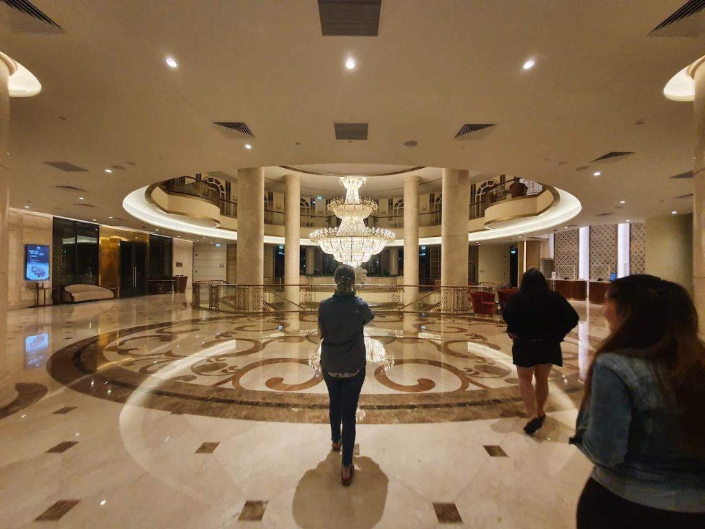 Sheraton Hotel Da Nang Resort Entrance