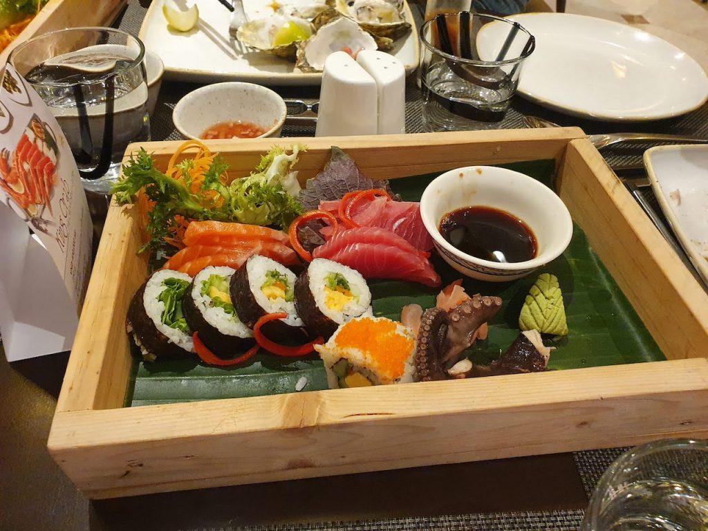 Sheraton Hotel Da Nang Resort Seafood Buffet