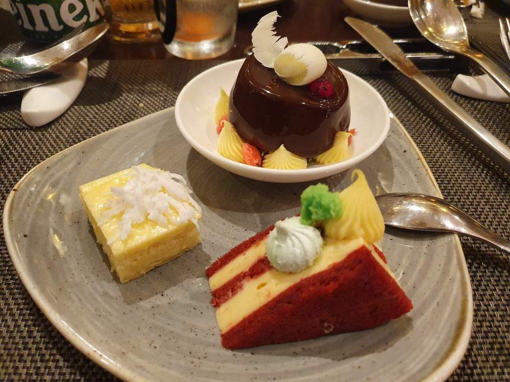 Sheraton Hotel Da Nang Resort Seafood Buffet Dessert